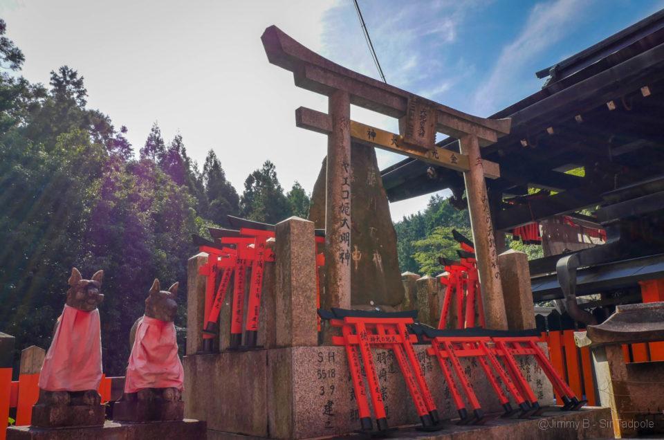 Kyoto – Balade à Fushimi-inari