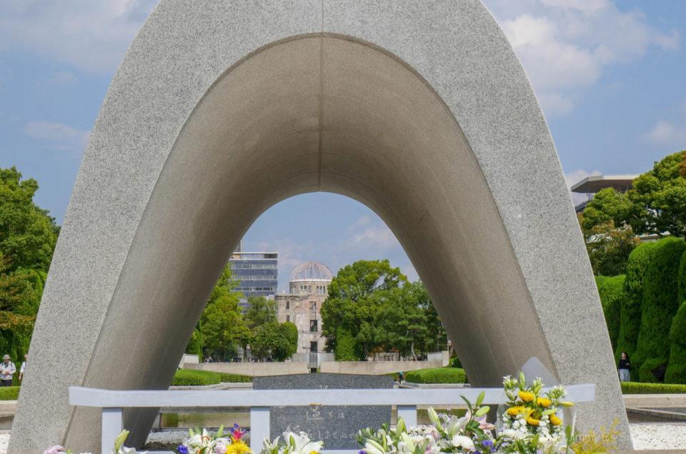 Le silence d'Hiroshima…