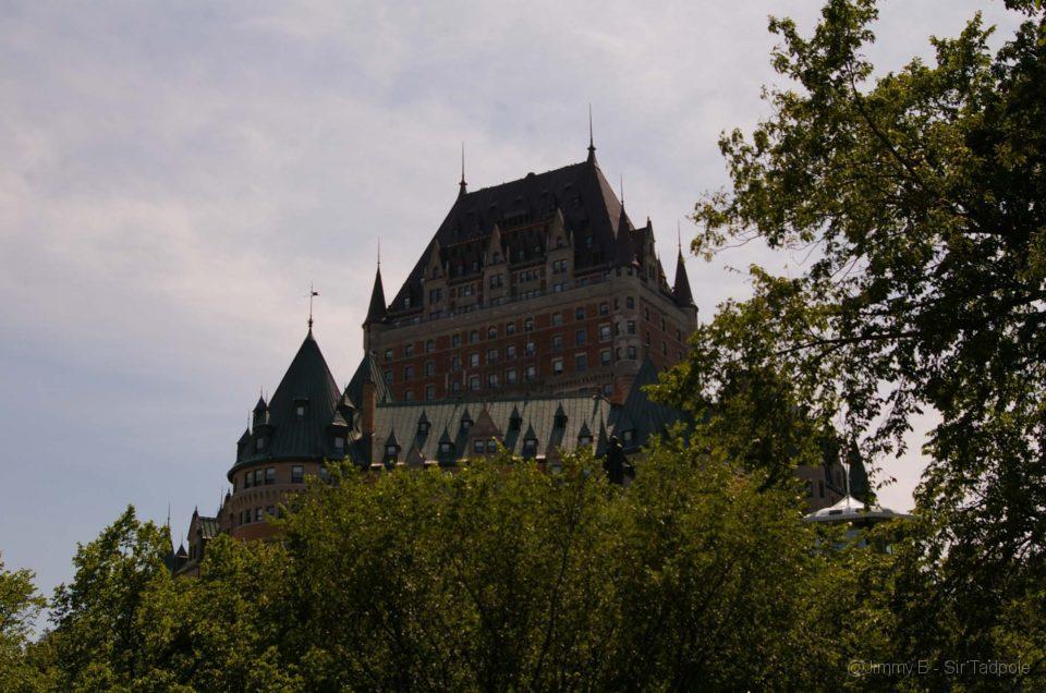 Québec – Le retour !!